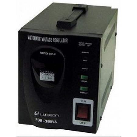 Релейный стабилизатор напряжения Luxeon FDR-2000