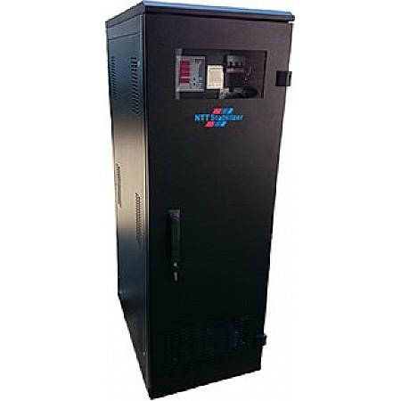 Мощный стабилизатор напряжения 220 кВтNTT Stabilizer DVS 33200