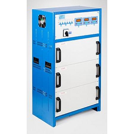 Стабилизатор напряжения 3 фазный 33 кВт ННСТ-3х11 кВт NORMIC