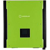 Инвертор для солнечных батарей ABi-Solar HT 3K Plus