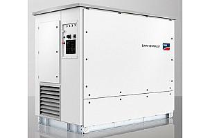 Крупнейший в мире инвертор для солнечных батарей Sunny Central UP на 4,6 МВт от SMA